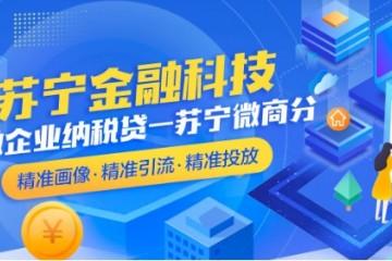 苏宁金融科技签约平安银行 微商分模型助力小微企业融资