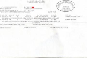 山东临沂男子被贷款百万齐商村镇银行汤头支行却私下表示签字拿钱不再举报