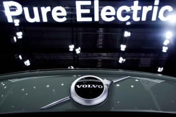 沃尔沃汽车计划在未来几周IPO,估值200亿美元
